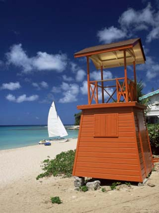 Mullins Beach, Barbados, West Indies, Caribbean, Central America