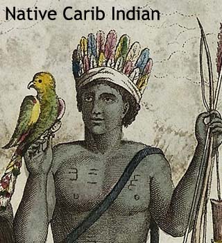 carib indian