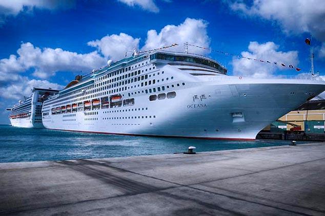 cruise ships barbados