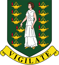 British Virgin Islands coat of arms