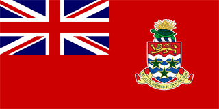 cayman civil ensign