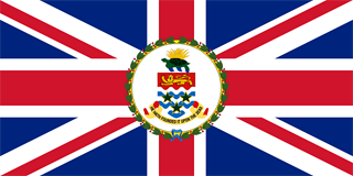 cayman governor flag