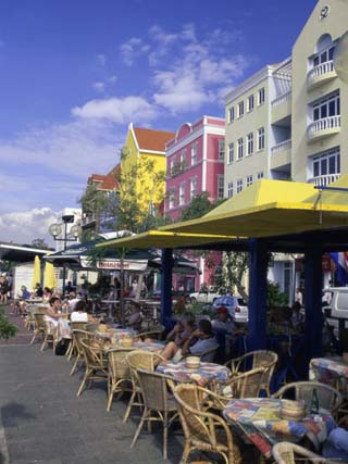 Handelskade Willemstad, Curacao