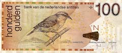 Netherlands Antillean Guilder