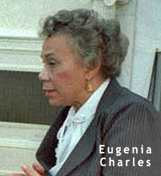 Eugenia Charles