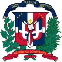 Coat Of Arms The Dominican Republic