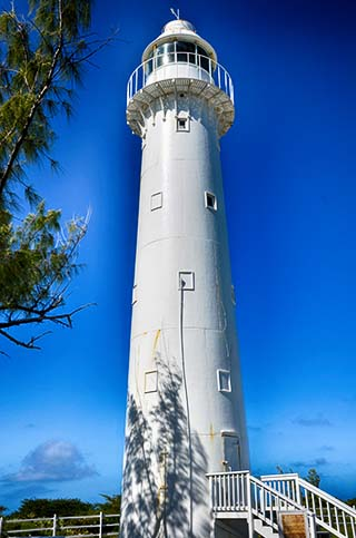 lighthouse grand turk