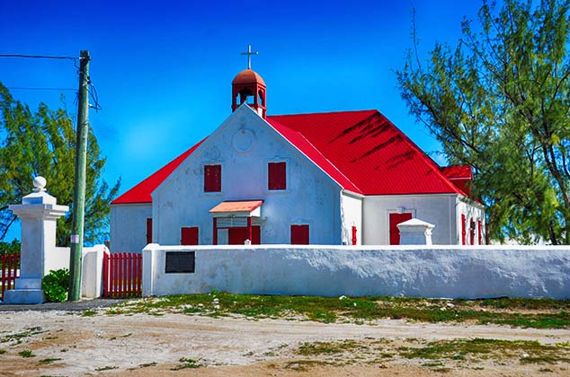 old church grand turk