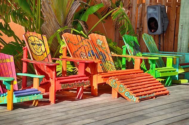 chairs grand turk