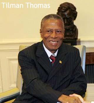 Tillian Thomas