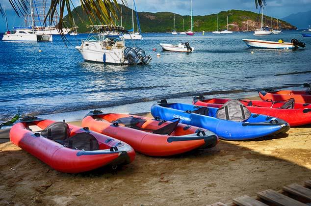 rafts guadeloupe