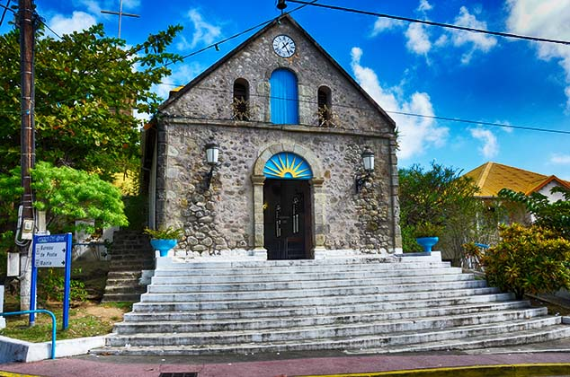 church guadeloupe