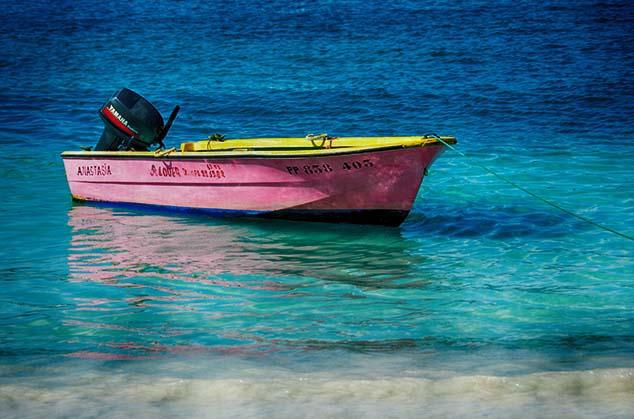 boat guadeloupe
