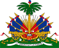 Haiti coat of arms