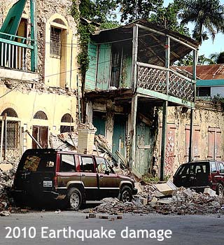 2010 earthquake