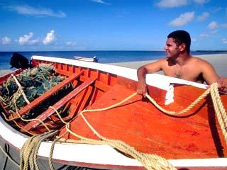 isla margarita fisherman