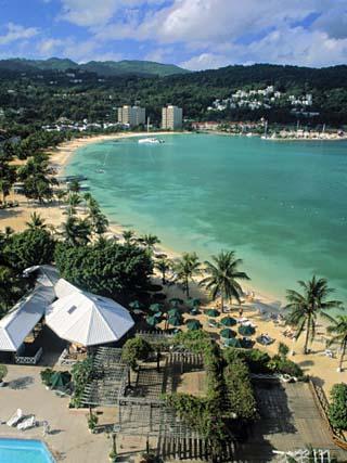 Turtle Beach, Ocho Rios, Jamaica