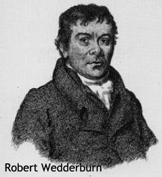 Robert wedderburn