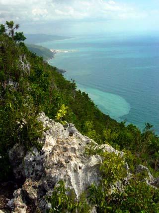Geography of Jamaica, Landforms - World Atlas