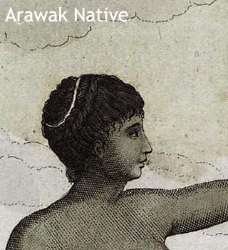arawak native jamaica