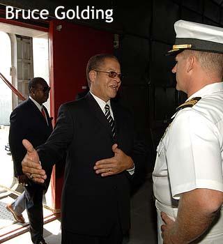 bruce golding
