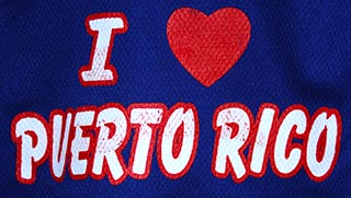 puerto rico sign