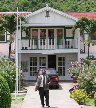 saba government building