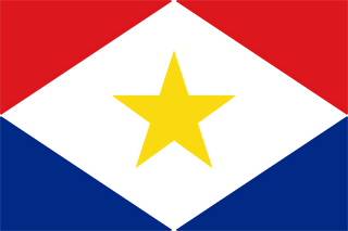 Flag of Saba