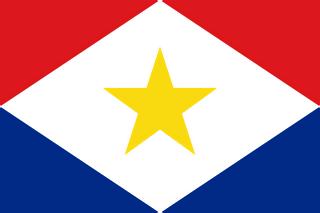 Flag of Saba