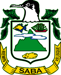 Saba coat of arms
