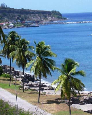 Lower Town, St. Eustatius