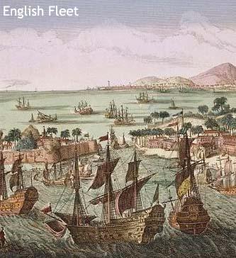 english fleet