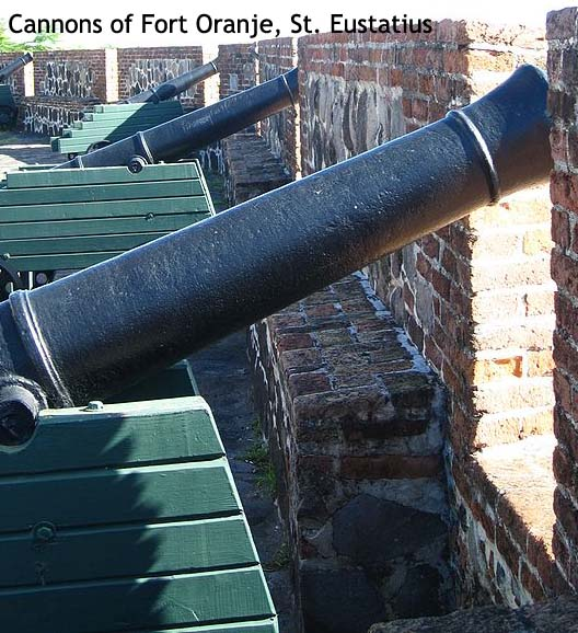Fort Oranje Steustatius