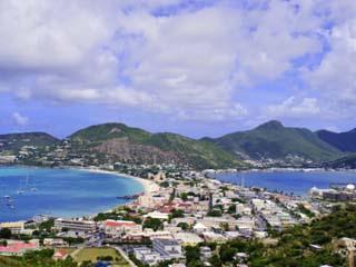 Philipsburg, St. Martin, Netherlands Antilles, Caribbean