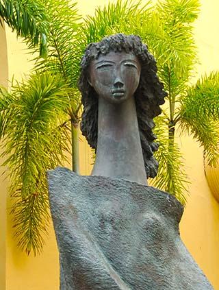 statue san juan puerto rico