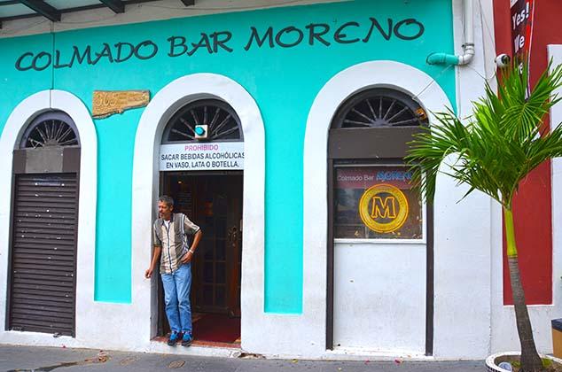 bar in old san juan