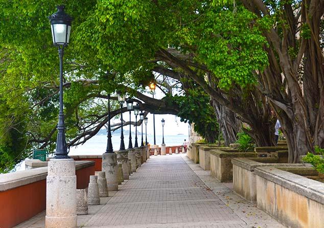 pathway old san juan