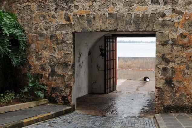 old door san juan