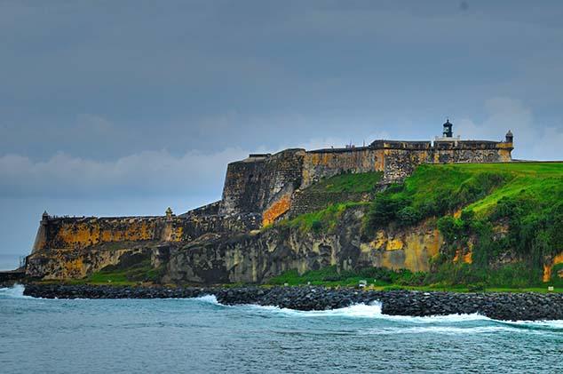 the fort san juan