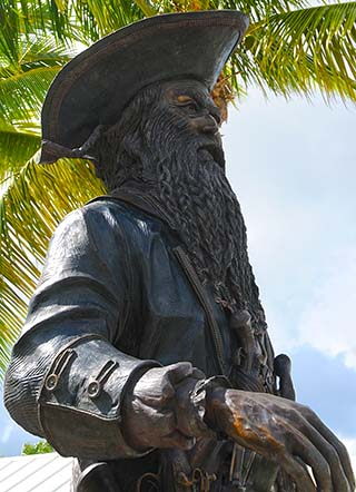 blackbeard st. thomas