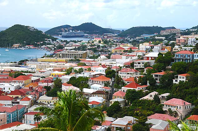 st. thomas rooftops