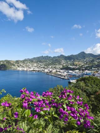 Kingstown Harbour, St. Vincent, St. Vincent and the Grenadines, Windward Islands