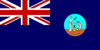 colonial flag