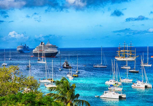 harbor view bequia