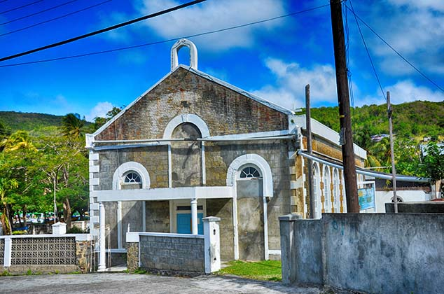 church bequia