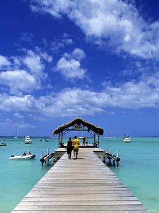 Pigeon Point, Tobago, Caribbean