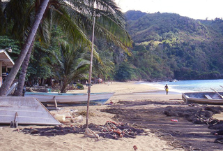 Castara Beach Village Tobago
