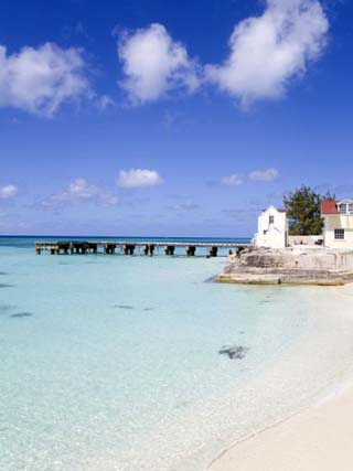 Columbus Landfall National Park, Grand Turk Island, Turks and Caicos Islands, West Indies