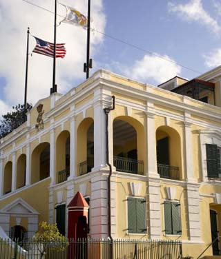 government house us virgin islands