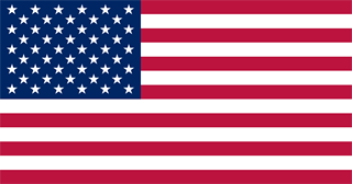 Flag of Unites States 1825